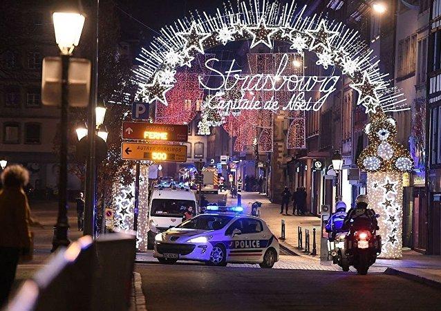法國斯特拉斯堡槍擊事件的死亡人數增加至四人