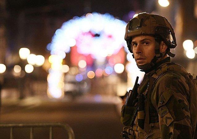 德國警方藉斯特拉斯堡槍擊事件加強德法邊境管控
