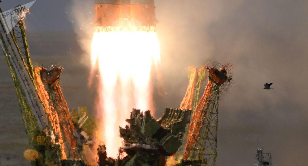 俄航天集團:美國希望繼續使用俄飛船向國際空間站輸送宇航員