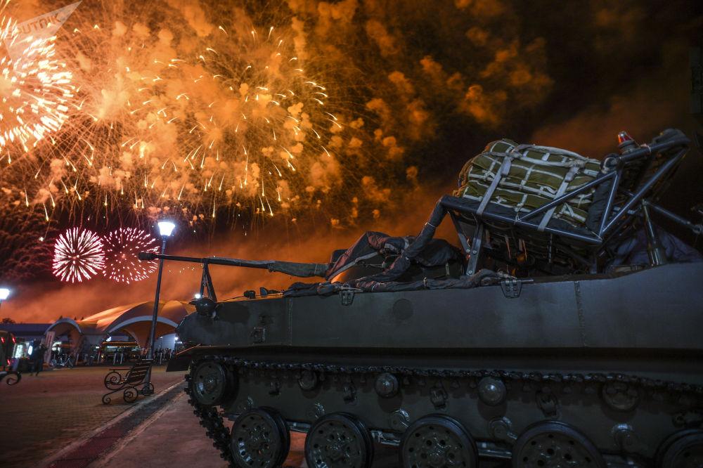 俄罗斯卫星通讯社2018年最佳图片