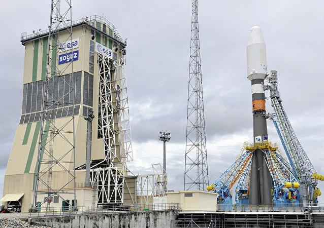 俄「聯盟-ST」運載火箭