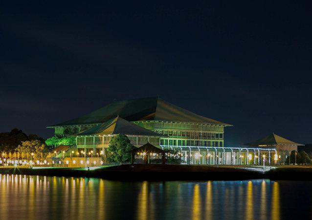 日斯里兰卡议会