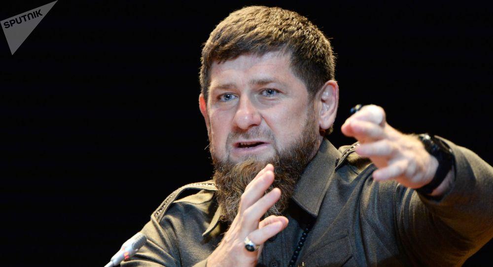 """卡德罗夫:车臣12年的发展是个""""奇迹"""""""