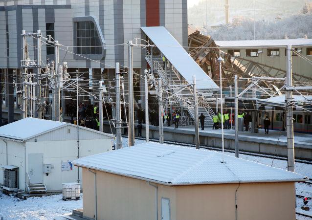土耳其總統:三人因涉嫌安卡拉高速列車事故而被拘留