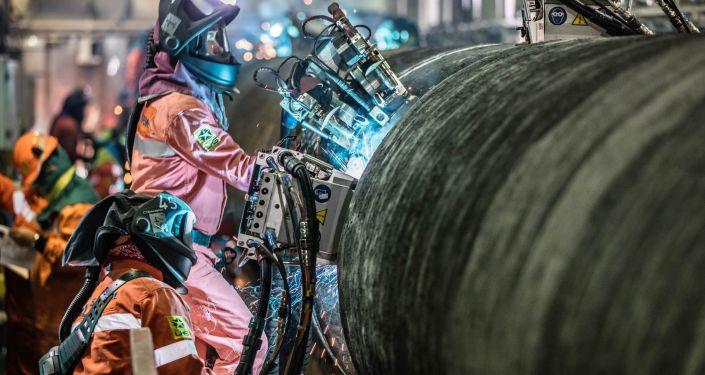 """俄能源部长:欧洲议会通过有关""""北溪-2""""的决议是政治施压"""