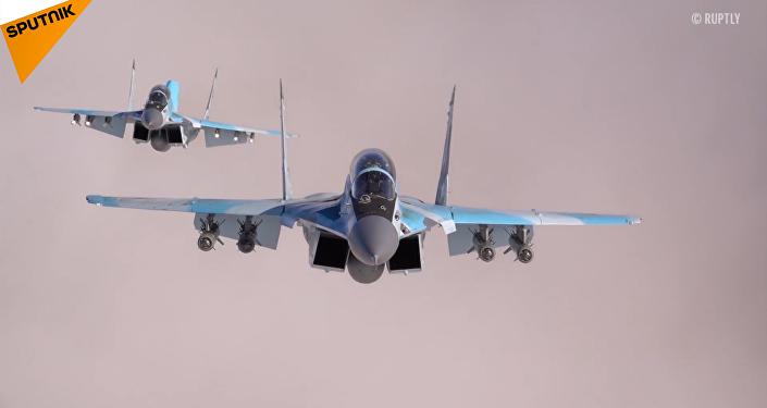 俄新型米格-35/35UB多用途战斗机开始接受国家测试