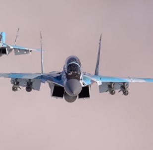 俄新型米格-35/35UB多用途戰鬥機開始接受國家測試