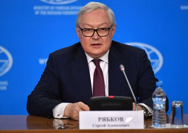 俄副外长里亚布科夫
