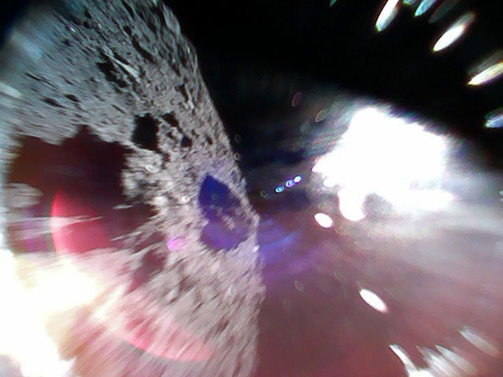 2018年最佳太空照片