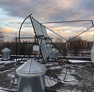 太阳与纳米流体:俄科学家将建超级发电站