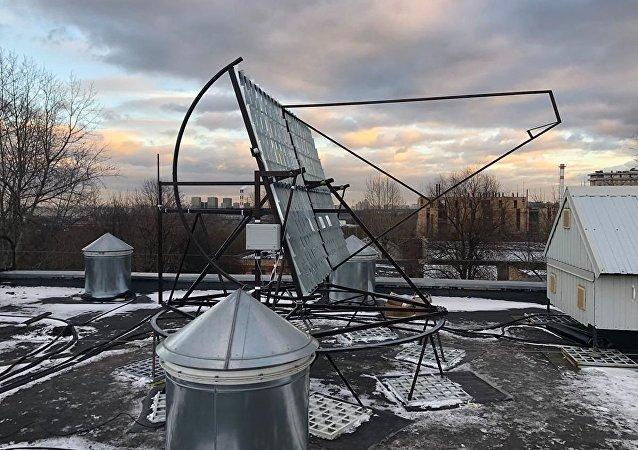 太陽與納米流體:俄科學家將建超級發電站