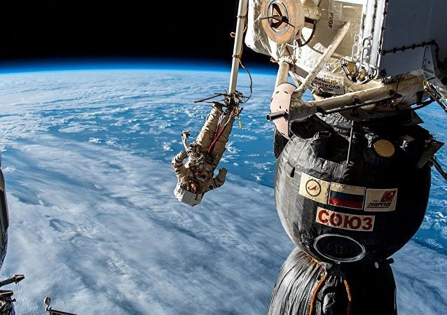 """消息人士:""""联盟MS-09""""热防护层上的开口不会对其重返地球造成影响"""