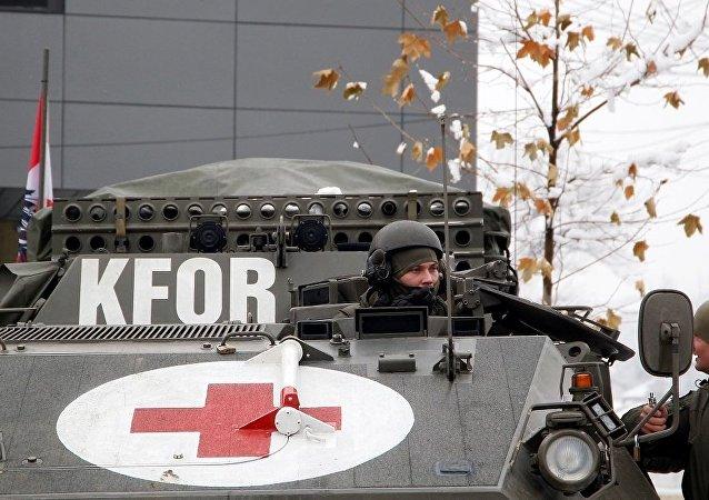 塞爾維亞激進黨主席:俄中應該加入駐科索沃國際安全部隊