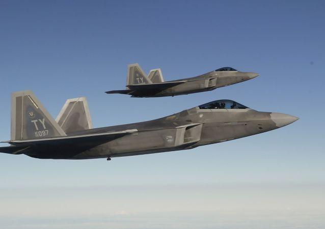 F-22猛禽戰鬥機