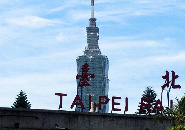 為台北與上海搭橋