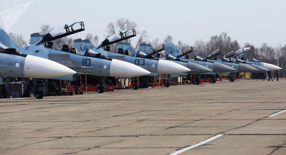 俄罗斯拟于年内完成对苏-30SM战斗机改造型的试验