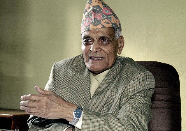 尼泊尔前总理去世 享年93岁