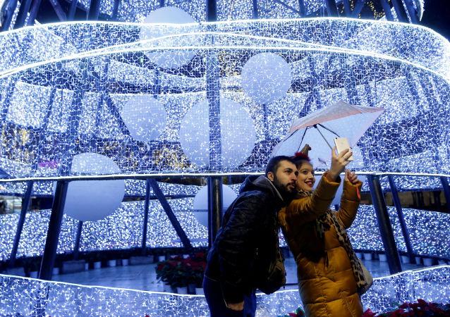全球最特別聖誕樹集錦