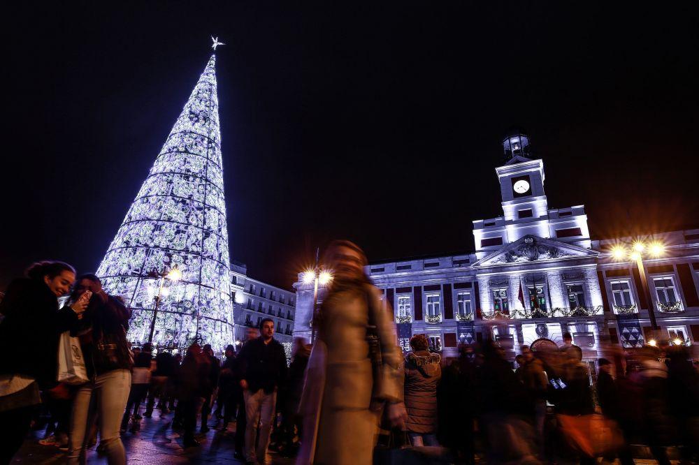 全球最特别圣诞树集锦