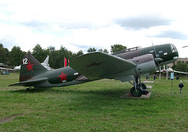 滨海边疆区发现1941年坠毁的苏联轰炸机