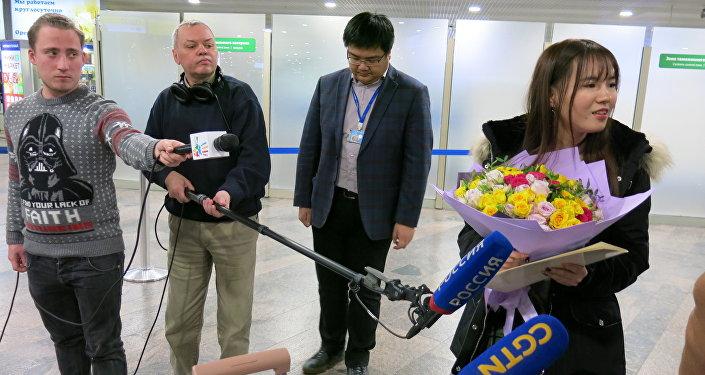 免签赴俄旅游的中国游客今年突破百万人次