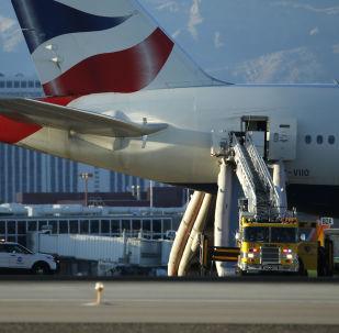 英航飛行員試圖從窗戶爬進駕駛艙取回遺忘在那裡的鑰匙