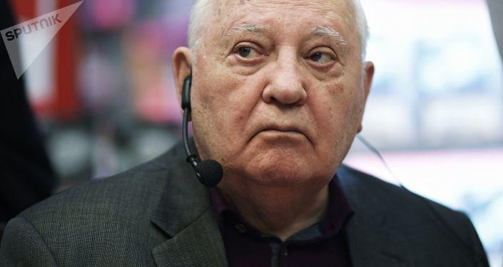 戈尔巴乔夫指出西方国家想以冷战胜利者自居