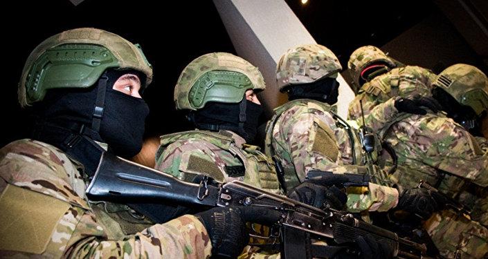 俄安全局去年在边境地区查处近10万起违法行为