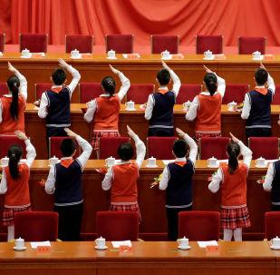中国庆祝改革开放40周年
