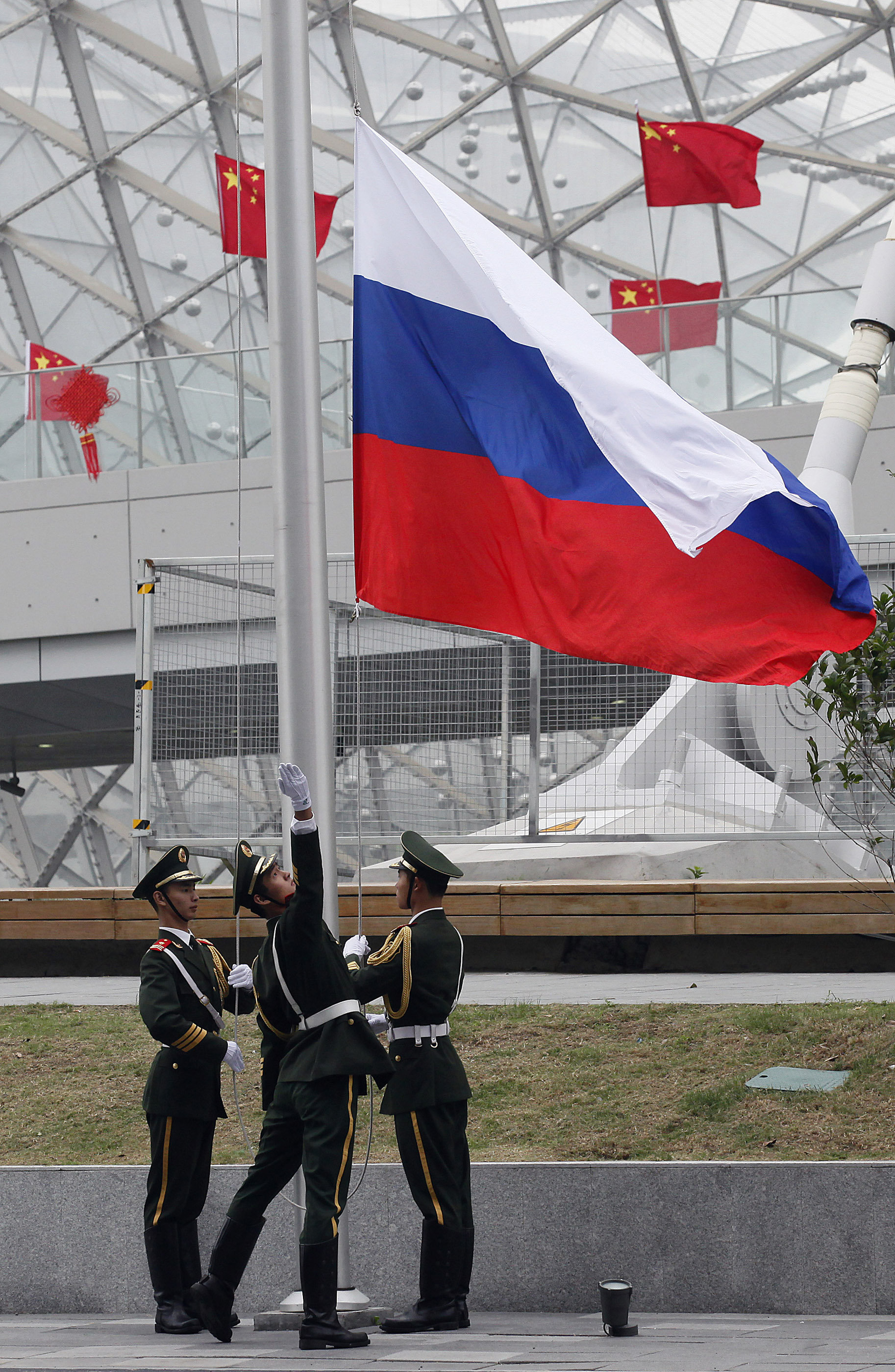 2018年俄中各領域合作總結及前景展望