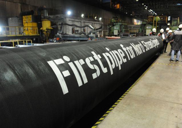 德駐烏大使:德國政府無法律依據停止「北溪-2」號項目