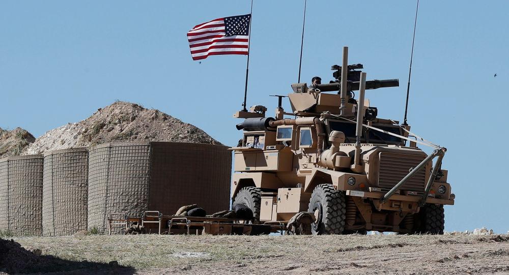 美媒:特朗普同意将美军撤出叙利亚时期延长至4个月