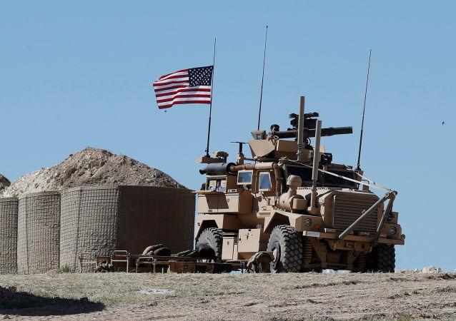美媒:特朗普同意將美軍撤出敘利亞時期延長至4個月