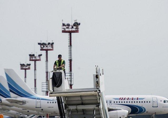 俄亞馬爾航空客機遭遇鳥擊後仍安全抵達目的機場