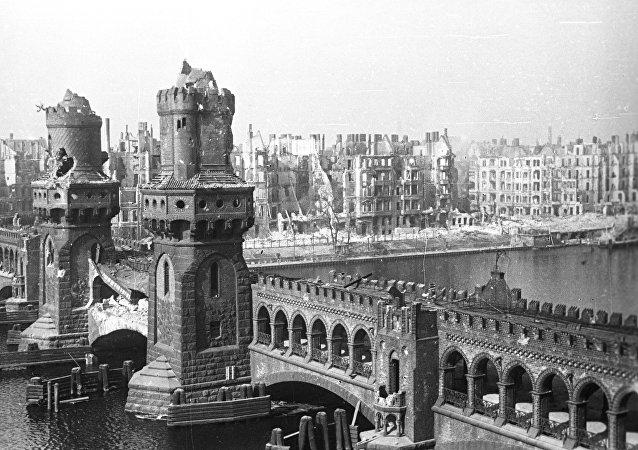 德国请俄罗斯归还苏联的战利品