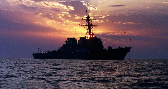 美国中央司令部:美正在筹划保护中东航运的行动