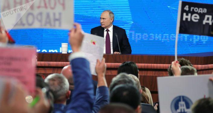 綜述:普京稱低估核戰爭爆發風險以及降低核武使用門檻將導致全球性核災難