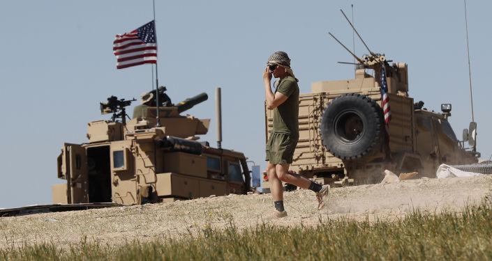 美國領導的國際聯軍開始從敘利亞撤軍
