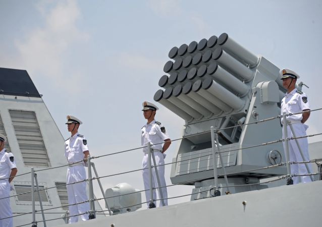 """中国海军将赴俄罗斯参加""""海上登陆""""和""""航空飞镖""""比赛"""
