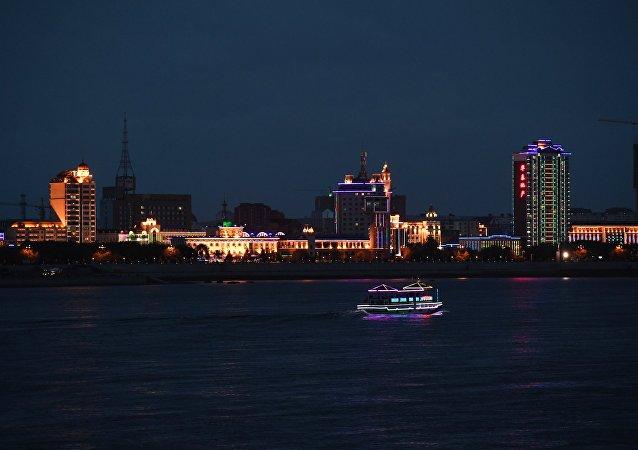 黑河将成为中国和黑龙江对俄开放的资源协同组织中心