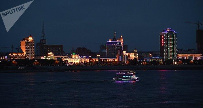 布拉戈维申斯克—黑河索道应于2021年建成