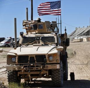 美國軍方在敘利亞