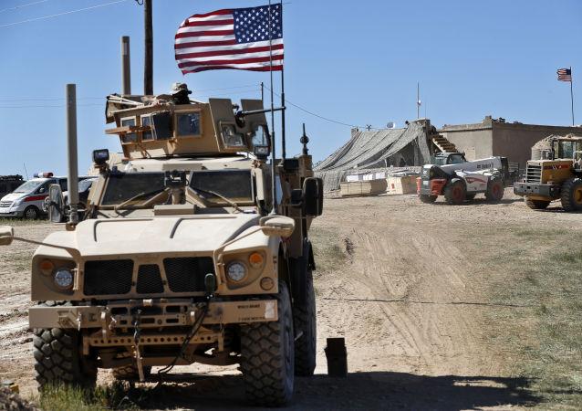 俄总统新闻秘书:美国在撤军叙利亚后将继续保持在该国的存在