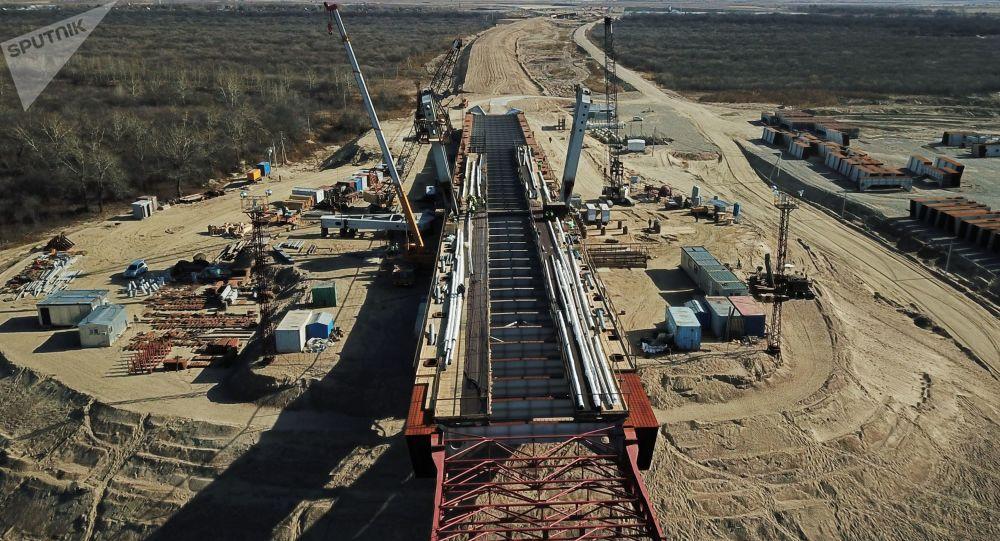 俄阿穆爾州或將在俄中跨境大橋開通後建立新口岸