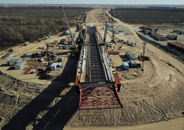 俄阿穆尔州或将在俄中跨境大桥开通后建立新口岸
