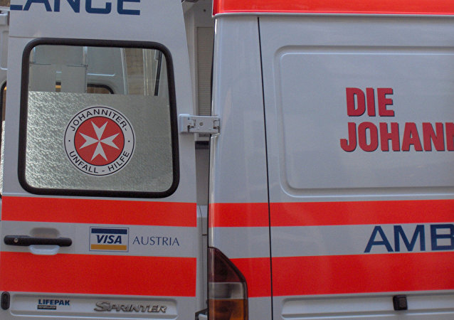 奧地利林茨機場附近發生爆炸,2人受重傷