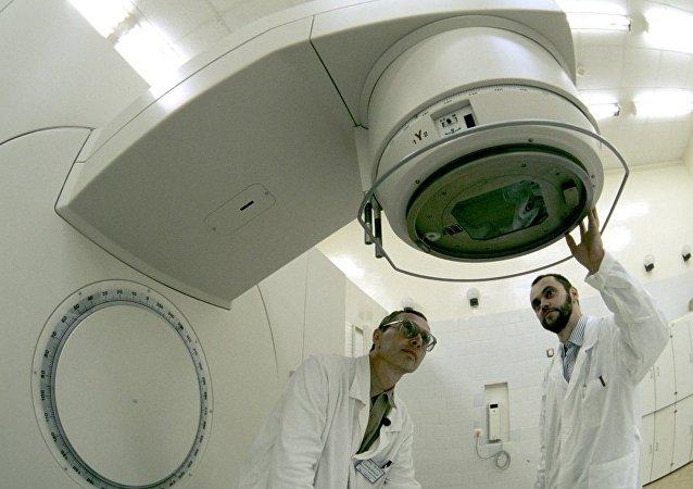 莫斯科將建成核醫學工業園