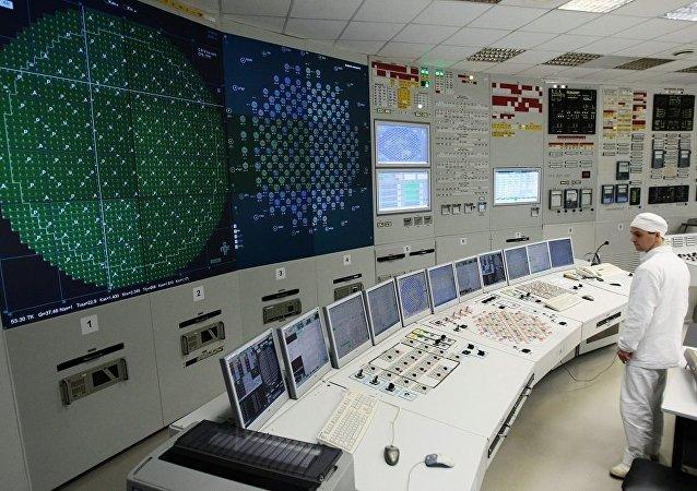 列寧格勒核電站