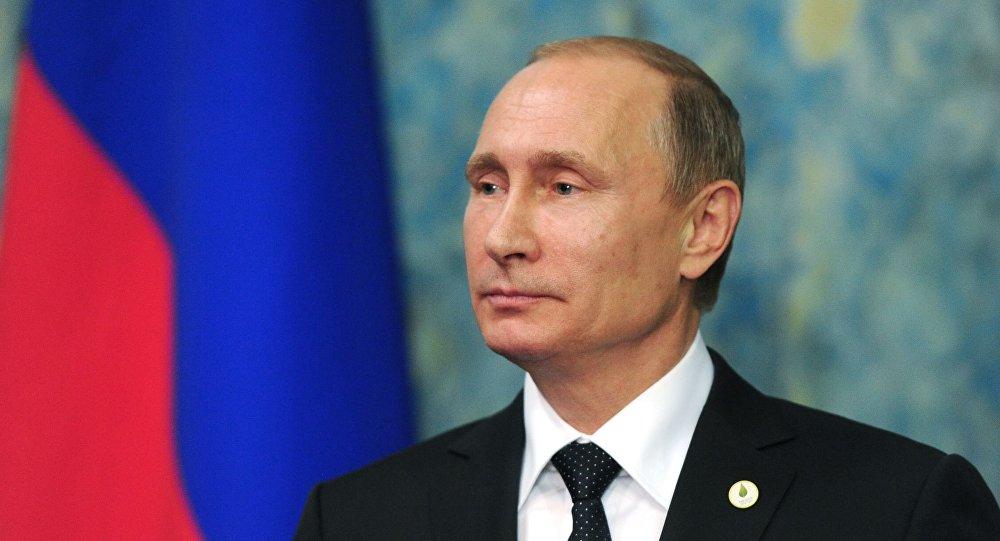 普京谈马克龙关于欧盟军队的想法:确保安全的愿望可以理解