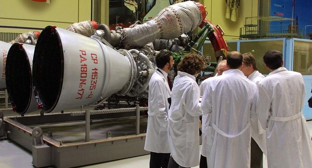 RD-180火箭發動機